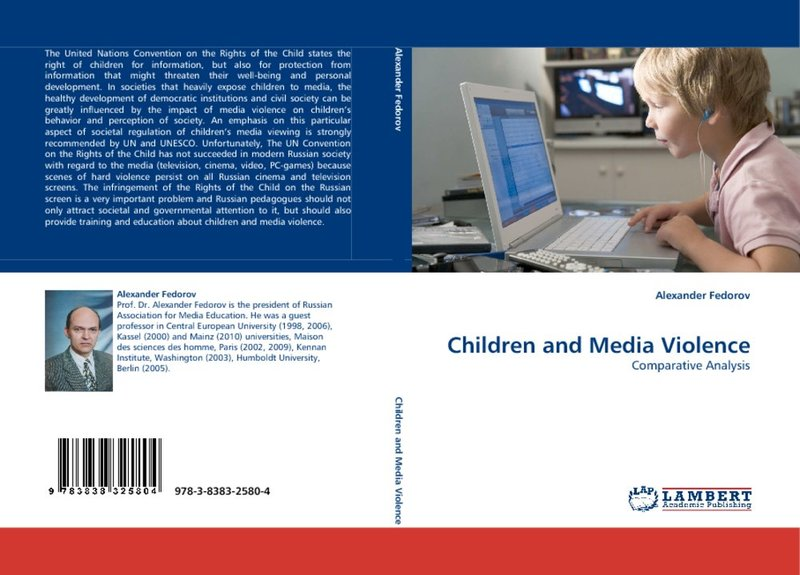 media violence and children Free dvds & books: read important information on the bad influence the media has on the human mind on both children and adults alike and the evil effects of video.