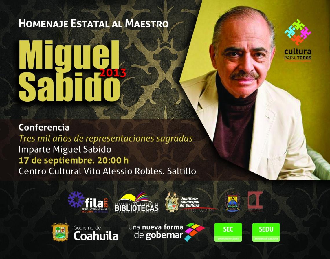 INVITACIÓN SABIDO
